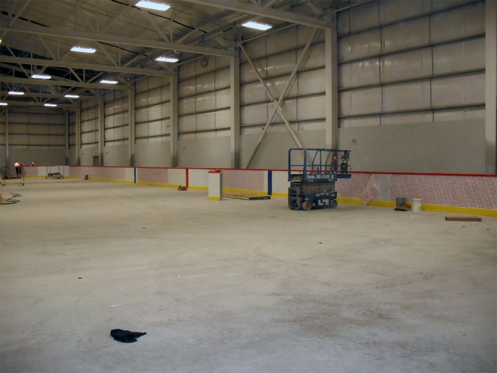 Polar Centre Phase Three - July 2012