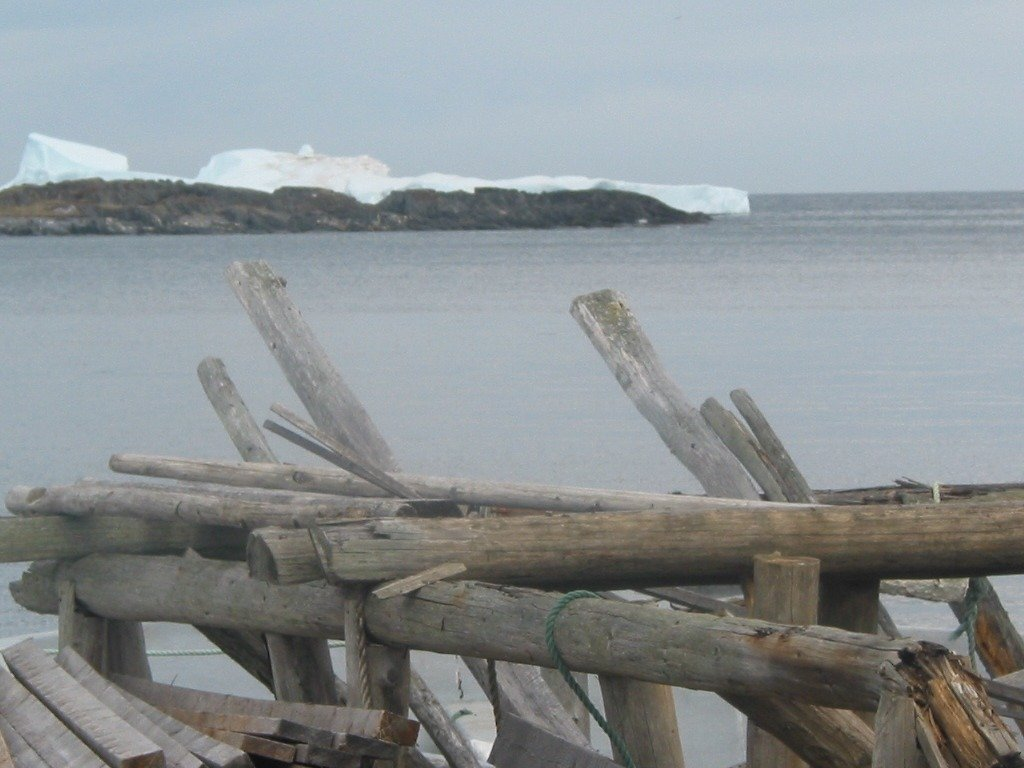 St. Lunaire-Griquet is located about twenty minutes from the town of St. Anthony.