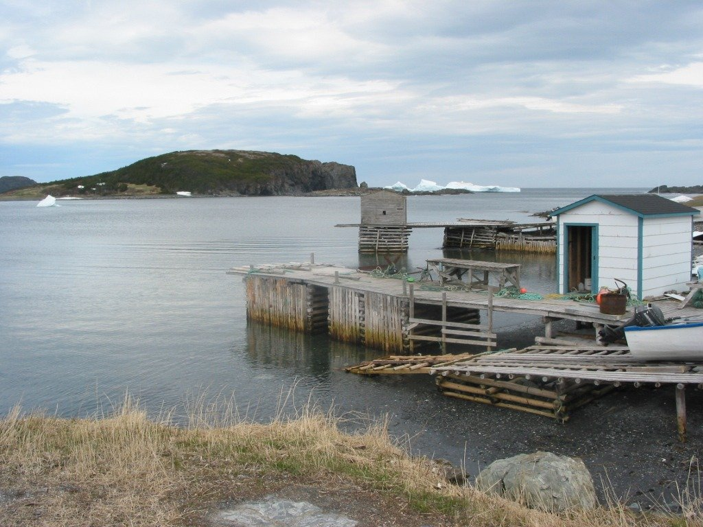 St. Lunaire-Griquet is a quiet fishing community - surrounded by stunning beauty.