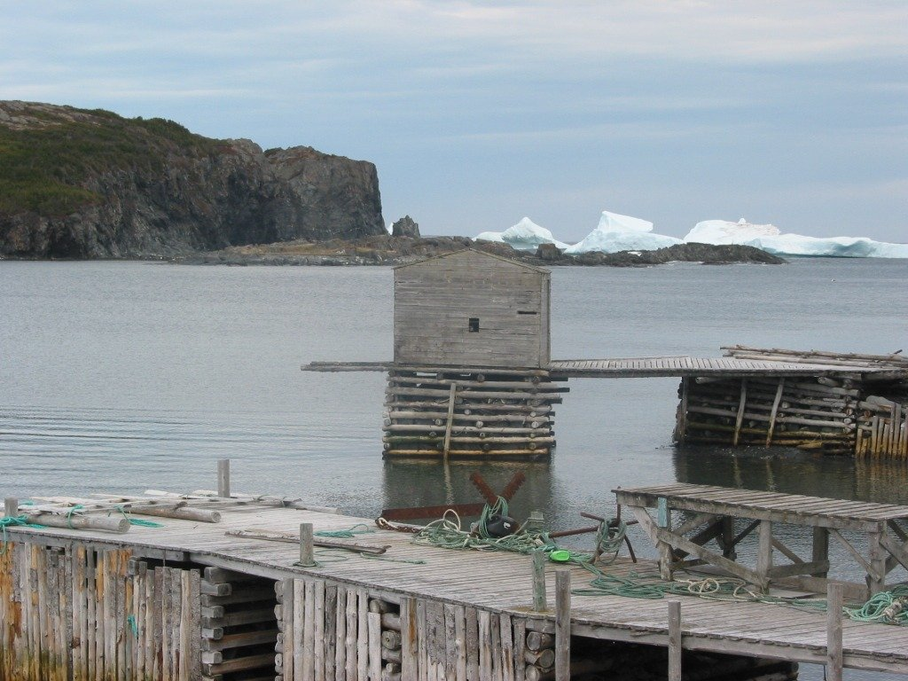 St. Lunaire-Griquet is just a few kilometers away from the Viking National Historic Park.