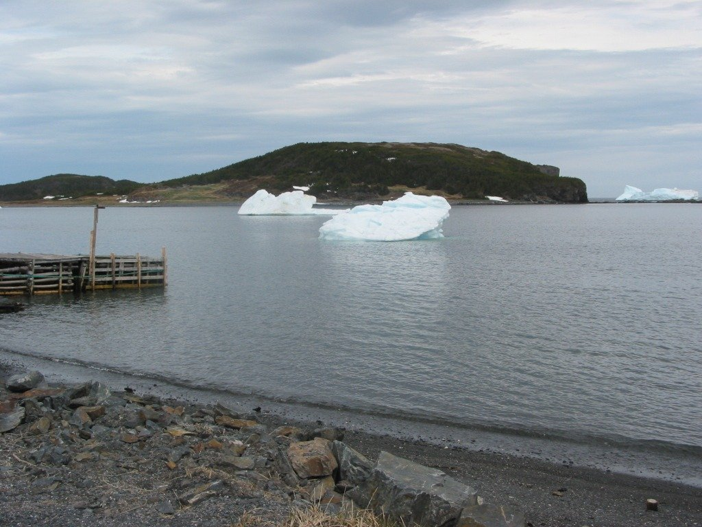 One can see why St. Lunaire-Griquet receives many visitors during the summer months.